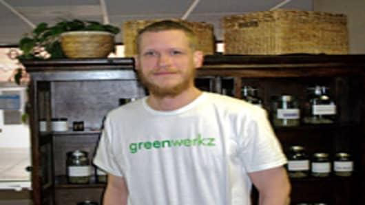 Jack Cary Greenwerkz