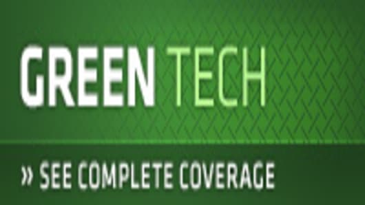 Green Tech - A CNBC Special Report