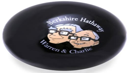 Warren and Charlie's Magic Answer Ball, available from Borsheims at this year's Berkshire Hathaway shareholders meeting