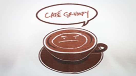 Café Grumpy t-shirt