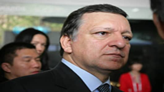 Jose Manuel Durao Barroso, President of the European Commission