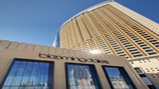 New Bloomingdale's store in Dubai
