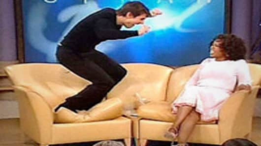 Tom Cruise on the Oprah Show