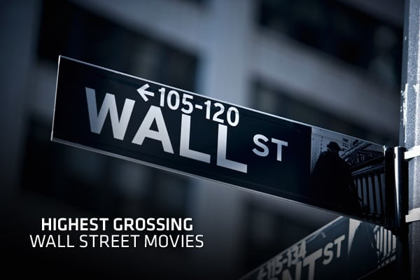 Hollywood has captured Wall Street's essence in so many ways -- through the depiction of greed, scandal, sex, manipulation and sacrifice.  It's titillating, and it makes movies about Wall Street almost irresistible.                                With the help of IMBD and Box Office Mojo, we've ranked the highest grossing investment-related movies of all time, and sprinkled in a few interesting facts as well. Click ahead for the top 10 list.