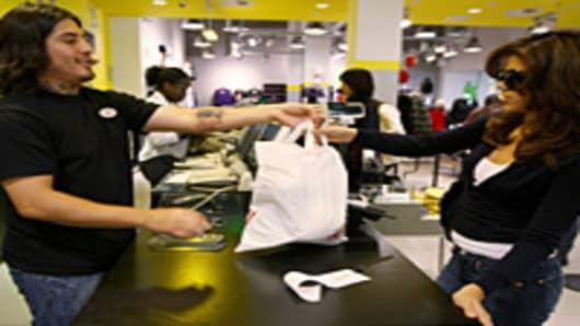 Clothing purchase