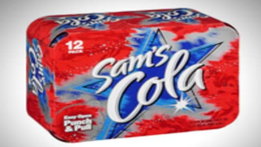 Sam's Choice cola