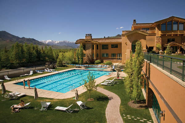 Ketchum, Idaho Membership cost: $15,000 initiation / $135 monthly Noteworthy features: Indoor and outdoor salt-water pools, live poolside concerts, mountain views, indoor tennis courts.