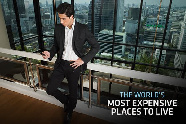 "Each year,  assembles its ranking of the most expensive places to live. Mercer compiles information from 214 cities worldwide, comparing the cost of more than 200 items in each location including housing, transportation, food, entertainment and more. Mercer's study is designed to help multinational corporations determine compensation allowance for expatriate employees, using New York as the base city. This year's rankings saw an influx of African cities, ""reflecting the growing economic importan"