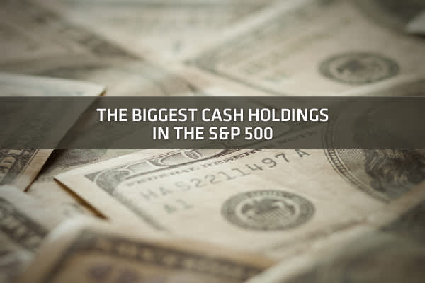 Corporations hold large amounts of cash for a variety of reasons, including speculation on the price of assets, corporate acquisitions, future investments or even as a precaution against market uncertainty. If a company holds more cash or highly liquid assets as a large proportion of their total assets and relative to their peers, investors can draw insight into the size and scope of a company's future investments. Keep in mind that some industries by their nature will have much more hard assets