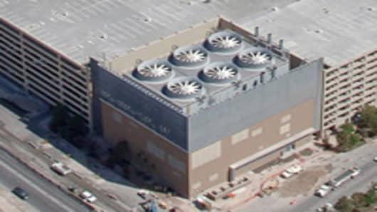 CityCenter gas plant