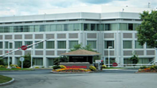Raytheon headquarters in Waltham, MA