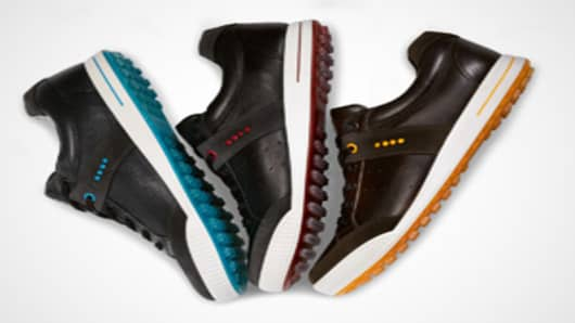 Ecco's Men's Golf Street Shoes