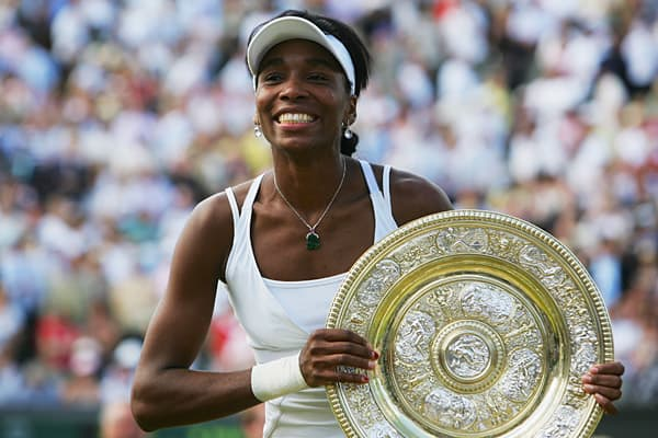 """Currently ranked No. 3 in the world in singles and No. 2 in doubles, Venus Williams is a professional tennis player who has redefined women's tennis. She pulled in $15.5 million from playing this year, according to Forbes.Williams is currently CEO of her interior design firm """"V Starr Interiors"""". She also launched her own fashion line in 2007 EleVen. She is part owner of the Miami Dolphins with sister Serena. In 2001, she signed a five-year endorsement contract with Reebok International for $40 m"""