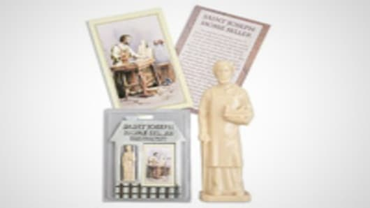 Saint Joseph Homer Seller Statue Kit