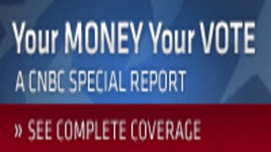 Your Money Your Vote - A CNBC Special Report