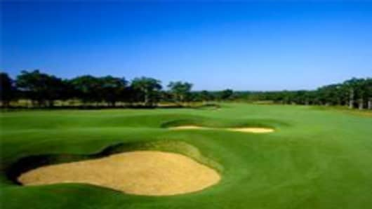 Vineyard Golf Club in Martha's Vineyard