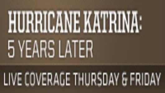 Hurricane Katrina: 5 years Later | A CNBC Special Report
