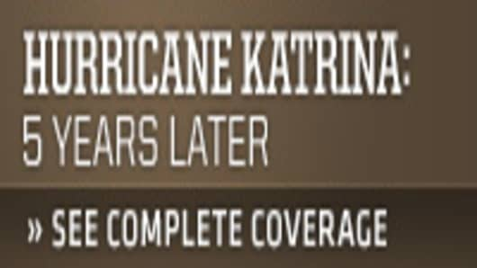 Hurricane Katrina 5 Years Later