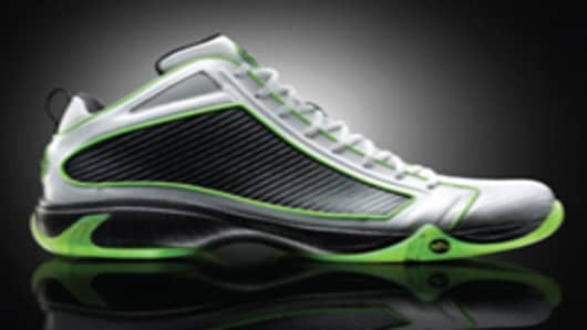 Athletic Propulsion Shoe