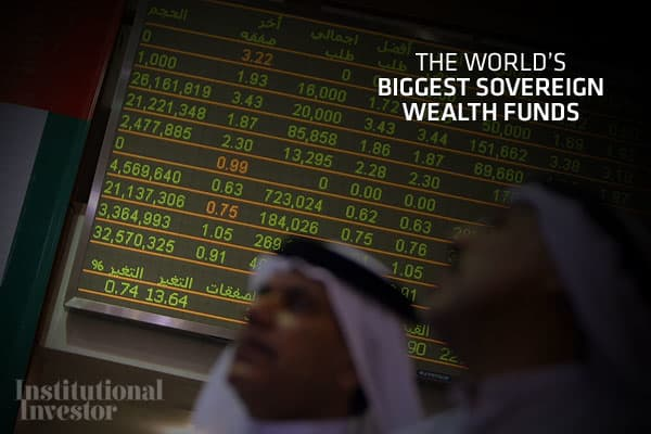 Source: Institutional Investor || Photo: Karim Sahib | AFP | Getty Images