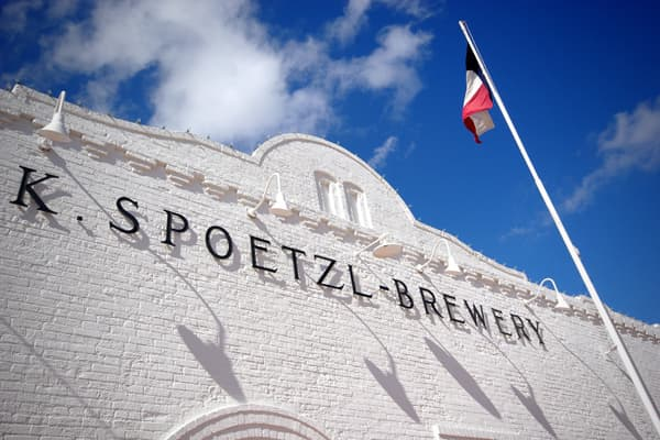 """Annual sales: 409,000 barrels Share of segment: 4.49%Change in share: -0.14% Also known as the """"little brewery in Shiner"""", Spoetzl hails from Shiner, Texas. Founded back in 1909, Spoetzl is also the oldest brewery in Texas and is distributed in 41 states. Spoetzl's flagship beer is the Shiner Bock, which has been brewed since 1913 and contains 4.4% alcohol by volume."""