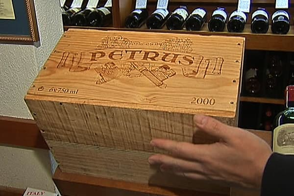 An original wooden case containing six bottles of 2000 Petrus. 2000 is one of the great vintages of the last 25 years. Acker, Merrall & Condit Co. auctioned off this case in New York City on October 28th, 2009 for $19,360.