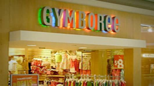 A Gymboree store in the Scarborough Town Centre in Scarborough, Canada.