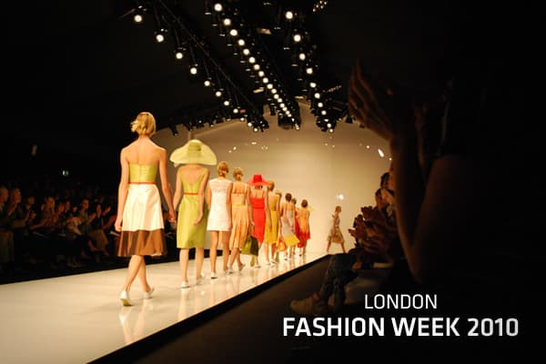 Not historically known for its cutting edge fashion, London is trying to muscle in on the Big 3 cities in the fashion world - Paris, Milan and New York - and bring more attention to its growing fashion week.Global brands such as Burberry and hot designer names like Savile Row's Ozwald Boateng give some glamour to a week where budding fashionistas can still get close-up seats to see up-and-coming designers. And for the eco-friendly look, organizers stressed , including the first-ever sustainable