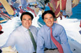 Vineyard Vines Co-Founders, Shep and Ian Murray