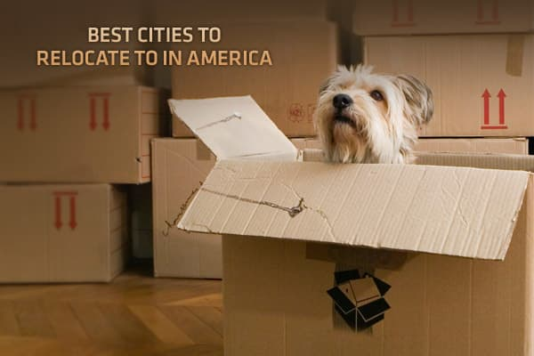 Best Cities To Relocate To In America