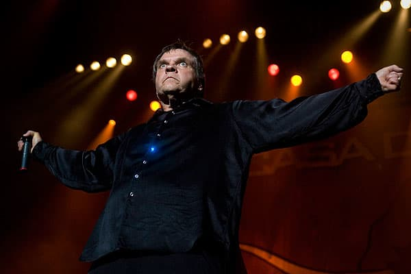 "Marvin Lee Aday is better known as the singer Meat Loaf. His 1977 album, Bat Out of Hell, is one of the highest-selling of all time, a ranking it shares with such all-time classics as AC/DC's Back in Black and Pink Floyd's Dark Side of the Moon. Known for such classic songs as ""Two Out of Three Ain't Bad"" and ""Paradise by the Dashboard Light,"" the album made the singer a major, if unlikely, star. While attempting to create a follow-up to the huge hit album, he lost his voice and wasn't able to c"