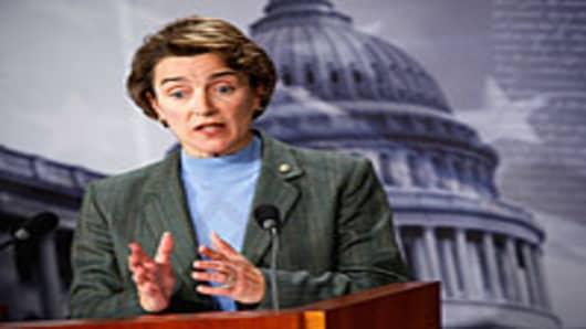 U.S. Sen. Blanche Lincoln (D-AR)