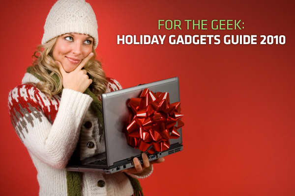 Someone, somewhere on your holiday shopping list is going to want a gadget this year – and odds are they won't be alone. Consumer electronics are the most dependable category in the retail space during the holidays, but the sheer volume of gadgets on the market can be confounding. Here are a few sure-fire choices for your favorite gadget hounds.