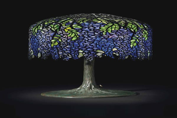 Estimate: $400,000-$600,000 Year: 1905 Dimensions: 26 ¾ inches high, 18 inch diameter.