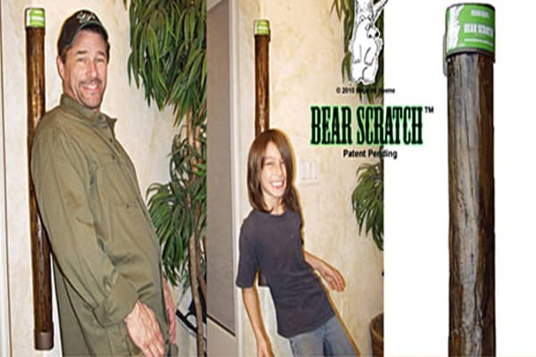 "Price: $19.99Just when you thought they were gone. The Heenes, made infamous when they claimed their ""Balloon Boy"" son took flight, are now selling the ""Bear Scratch,"" a tree-like back-scratching device. ""If you itch like a son of a twitch, then you need my latest invention, the patent pending Bear Scratch!"" shouts formerly incarcerated dad Richard Heene. At one point in the he literally screams at you. Heene promises to donate some pre-Thanksgiving profits to the Salvation Army. ""They were ther"