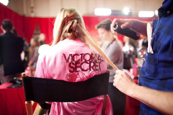"This year's Victoria's Secret runway event has aspirations for the purchasing public this holiday season. Not that they need any convincing. Limited Brands, Victoria's Secret parent company, says a large part of the businesses recent surge in sales is largely due in part of the brand's Pink line, catering to older teens and college-aged women. The runway show, which airs this Nov 30th on CBS, is always a hit, too, even without the ""Head Angel"" Heidi Klum who quit the show.Celebrity pop stars Kat"