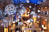 Holiday Mall Decoration