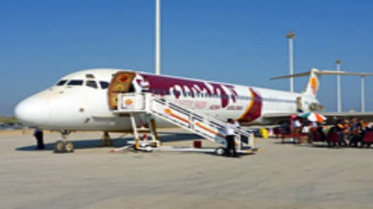 Kish Airlines is the only company that flies to Kish island. It's a 30-minute flight to Kish from  Dubai.