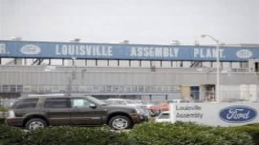Ford's Louisville, Kentucky Assembly Plant