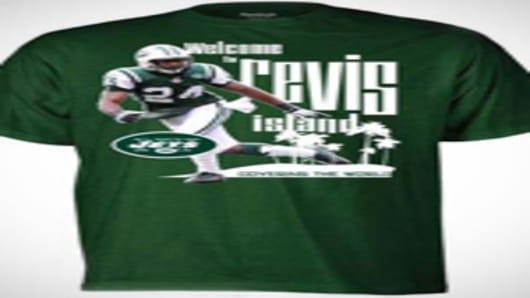 Revis Island T-shirt