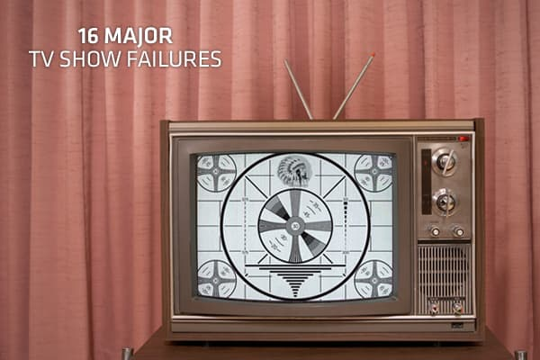 In television, the cancelled show is a common thing. Audience tastes are notoriously hard to predict, so every network is bound to produce its share of losers as well as winners.However, some shows fall so short of the mark that the network terminates them before all of the existing episodes have aired. Some are pulled due to low ratings, and some because they've created more controversy than anyone bargained for. But what they all have in common is a network whose higher-ups decided they were b