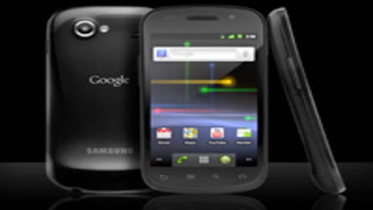 Nexus S Android Phone