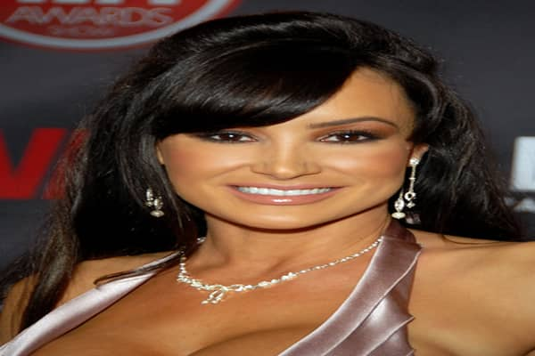 The 38-year-old Lisa Ann had a run in the 1990s as a porn actress, but quit in 1997, eventually returning as an agent. In 2008, though, her meteoric rise to fame came when she portrayed Sarah Palin in a porn parody. She has since gone on to be one of the most popular on-demand stars with AEBN.