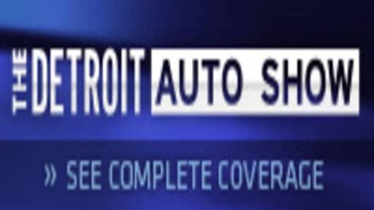 Detroit Auto Show 2011 - A CNBC Special Report