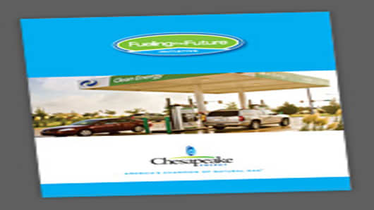 Chesapeake Energy's promotional campaign