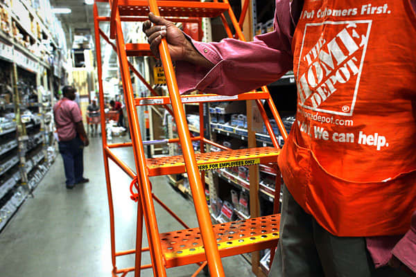 Country of Origin: US Countries of operation: 5 2009 Revenue: $66.17 billion 2009 Profit Margin: 4.0 percent Home Depot dropped two places on this year's list, reflecting the collapse of the US housing market and continued slide in home improvement sales.