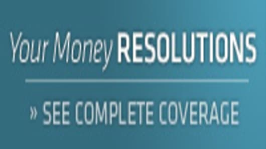 Your Money Resolutions - A CNBC Special Report