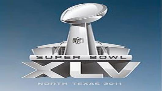 Superbowl XLV Logo