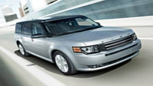 The 2011 Ford Flex