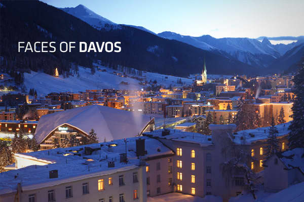 A small town in the Swiss Alps is overrun for a week every winter by the biggest global names in business, finance and politics. Davos, site of the World Economic Forum's annual meeting, also attracts its fair share of philanthropists, academics, artists, activists and visionaries. Microsoft founder Bill Gates is an exc example of those who attend; he's a businessman, investor, billionaire, innovator and philanthropist (along with his wife and partner, Melinda.) This year, the Davos meeting will
